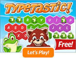 Link to Typetastic Game