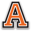Armada District Home Link - Armada Letter A Logo